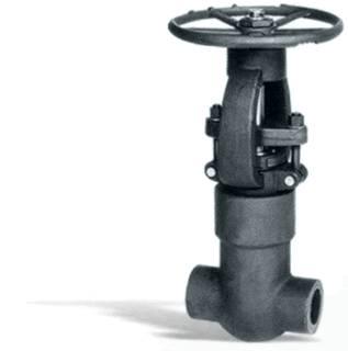 forged steel flange globe valve
