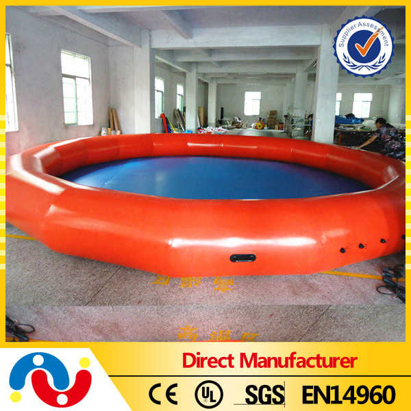 Durable PVC inflatable pool water ball pool