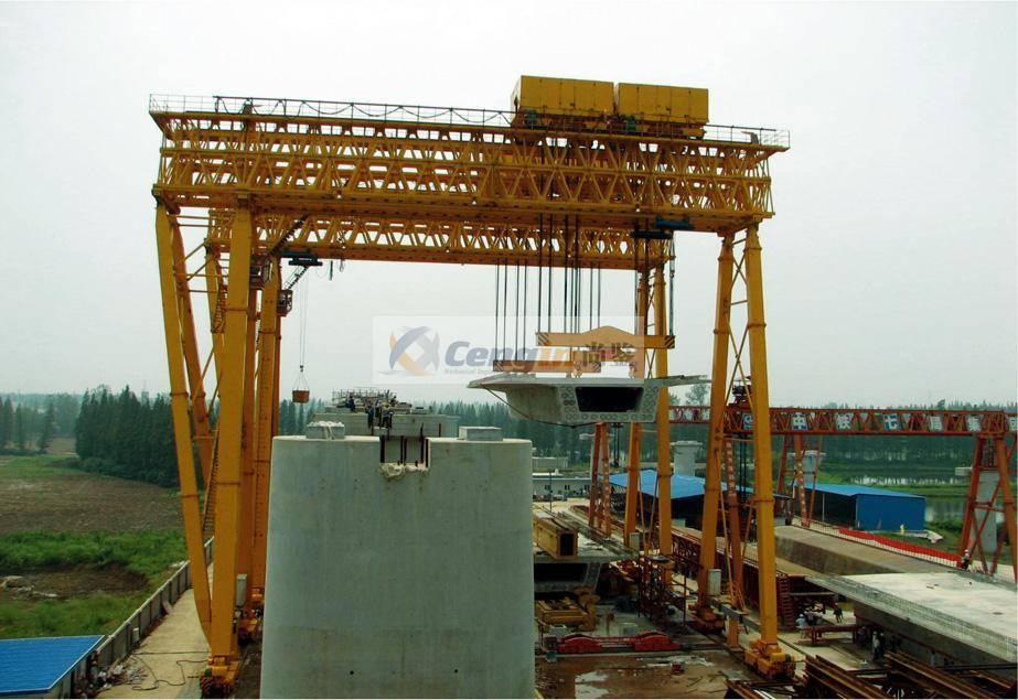 Gantry Crane for Bridge and Port Construction