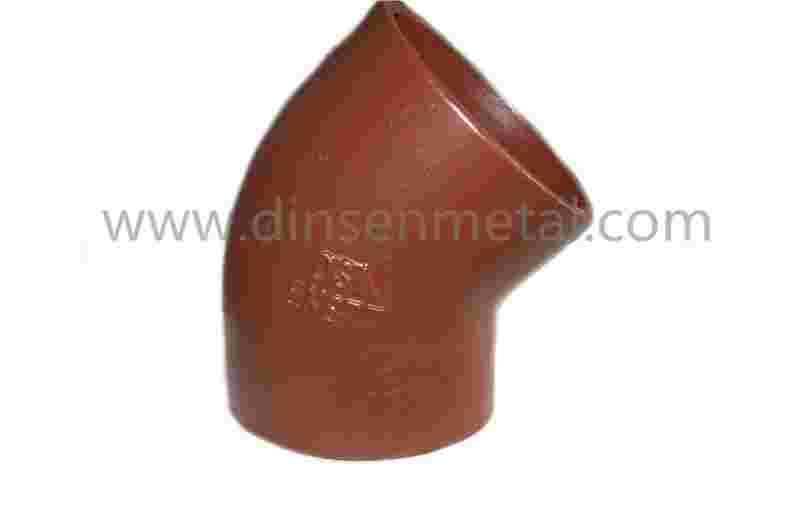 EN877 cast iron pipe/DIN 19522 cast iron pipe