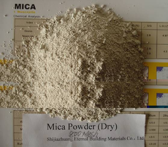 muscovite/mica/mica powder