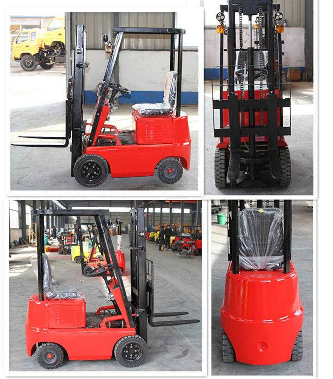 Mini Electric Forklift 0.4T~1.0T
