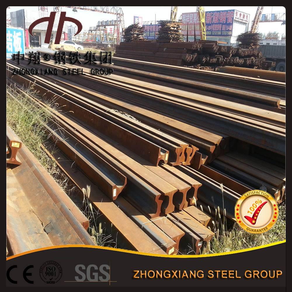 wholesale China 38kg/m heavy steel rails