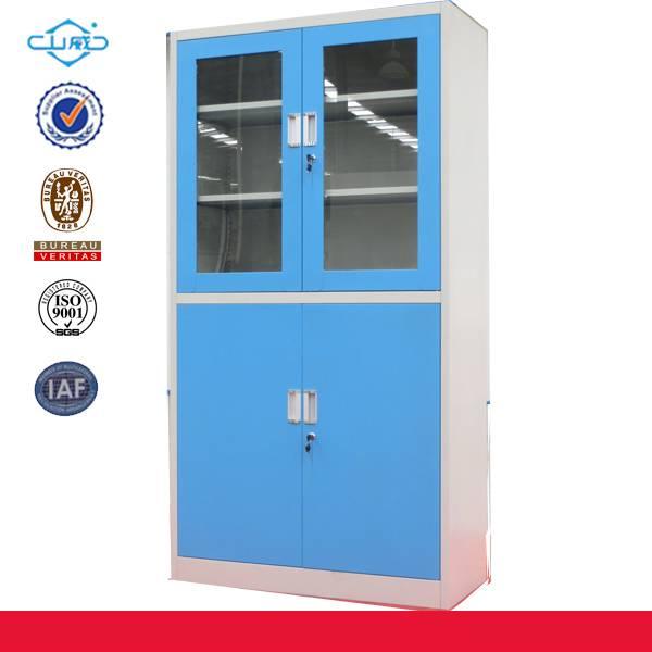 office furniture blue file cabinet