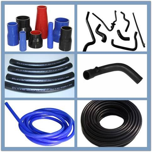 EPDM / Silicone High Temperature High Pressure Hose