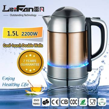 cool touch glass electric kettle