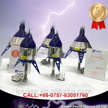early streamer emission INDELEC S6.60 lightning rod