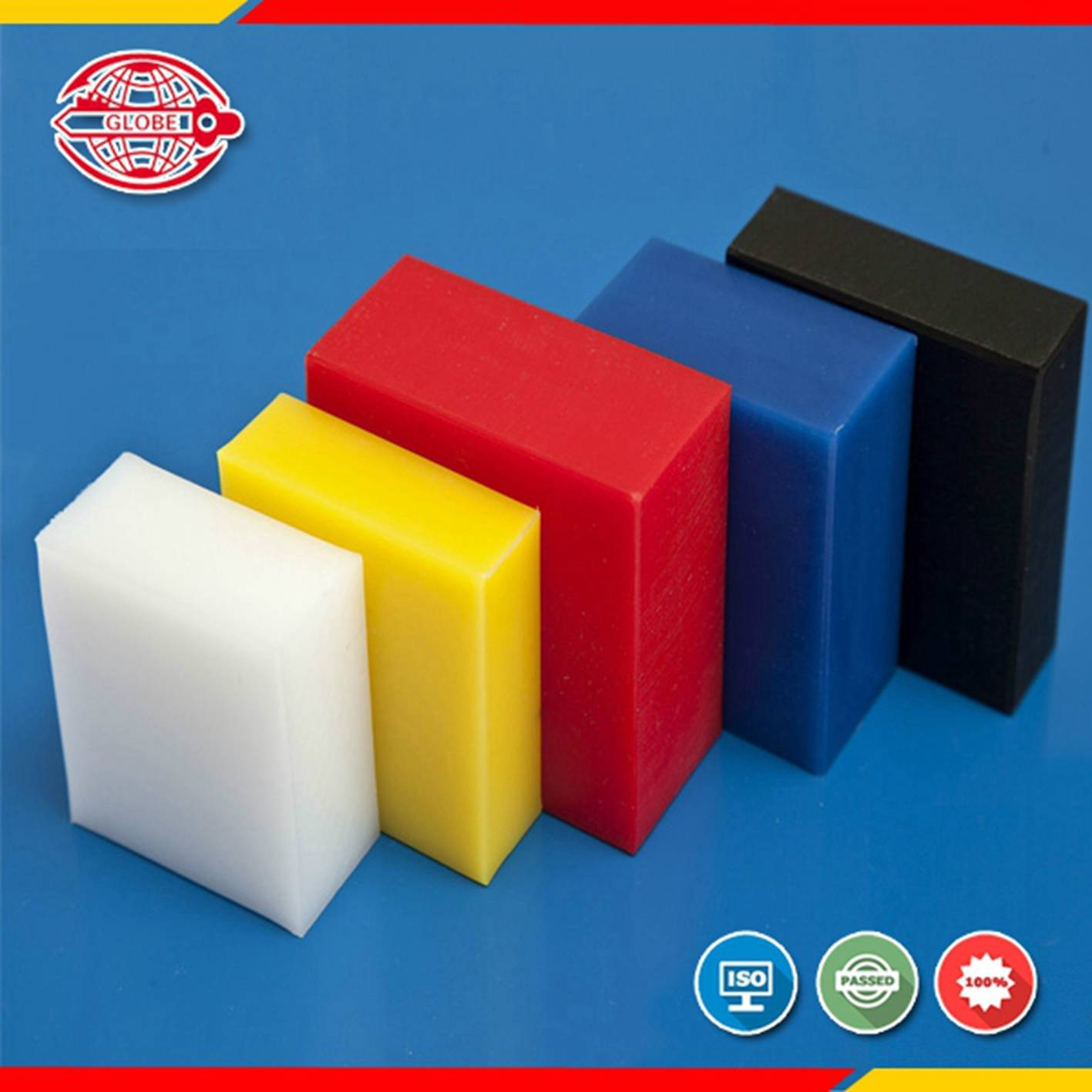China top sale customized pure polyamid6 sheet for engineering material