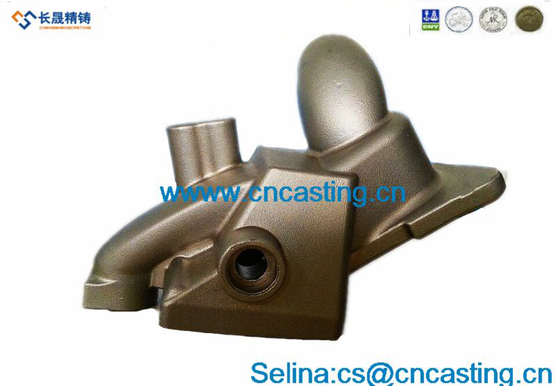 Stainless Steel Investment Casting of Automotive Parts with Pickling