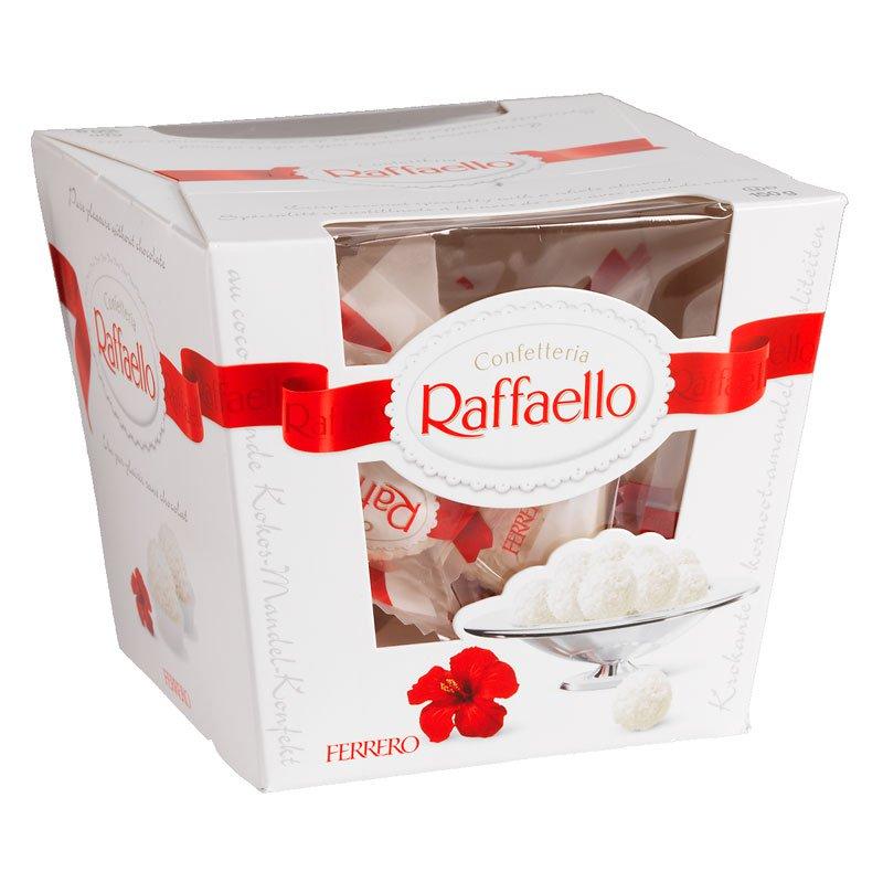 Ferrero Raffaello T4 40g Raffaello T23 Raffaello 150g