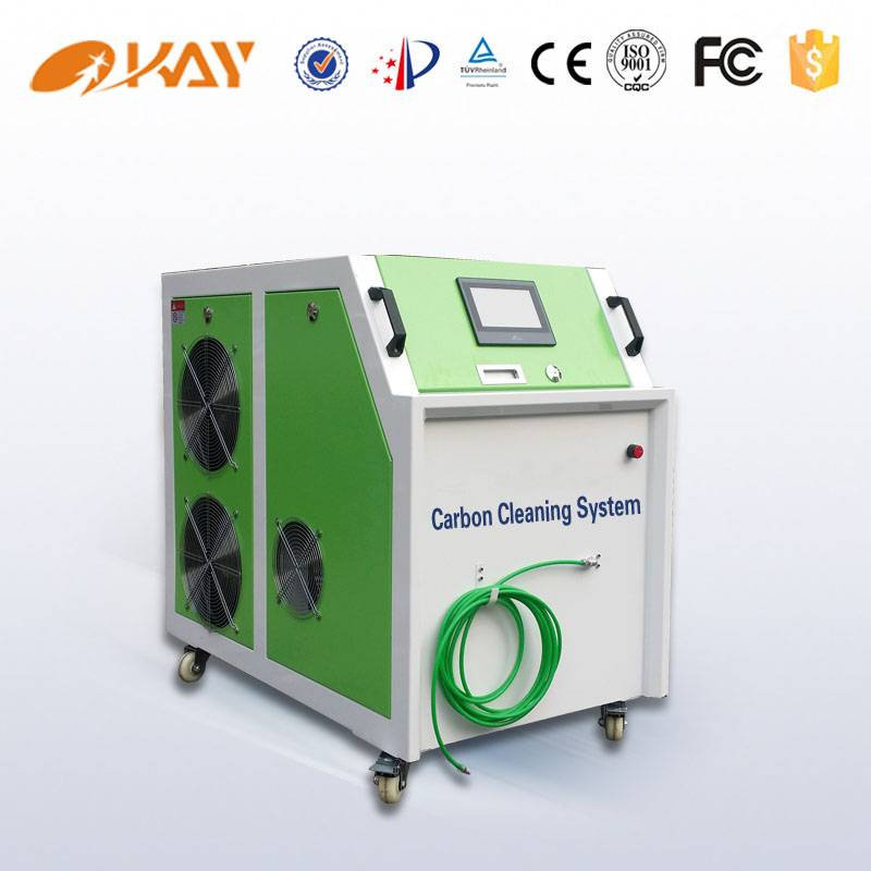 CE approved automatic CCS1500 car engine cleaning machine