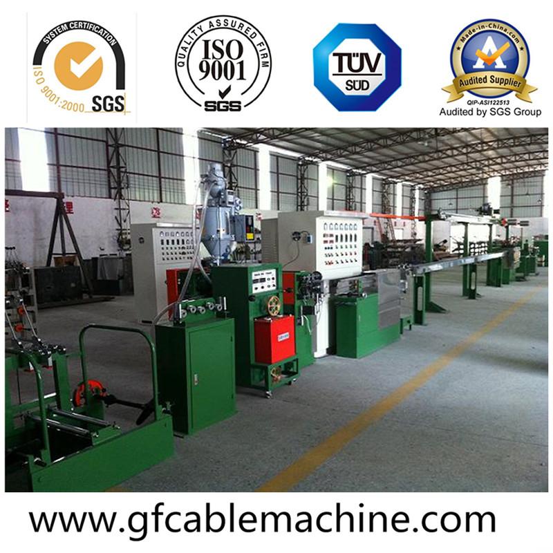 PVC/LSZH Power Cable Extruder Machine