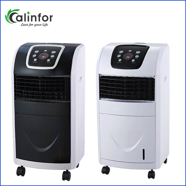 LCD display portable air cooler