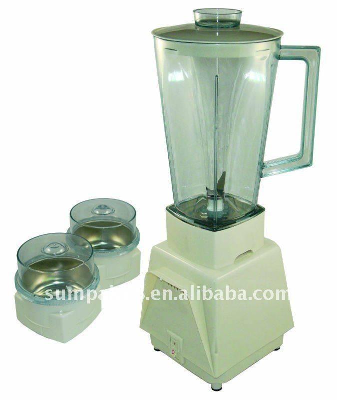 BL-242 3 IN 1 Modern blender grinder