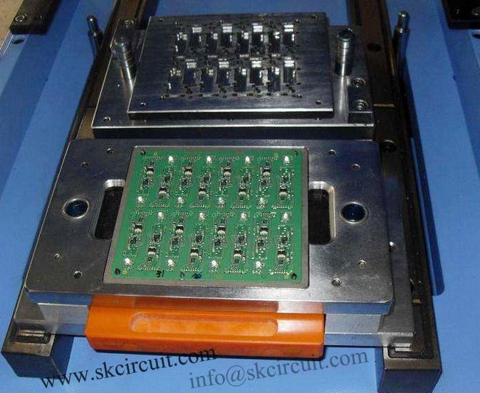 PCB Punching tool