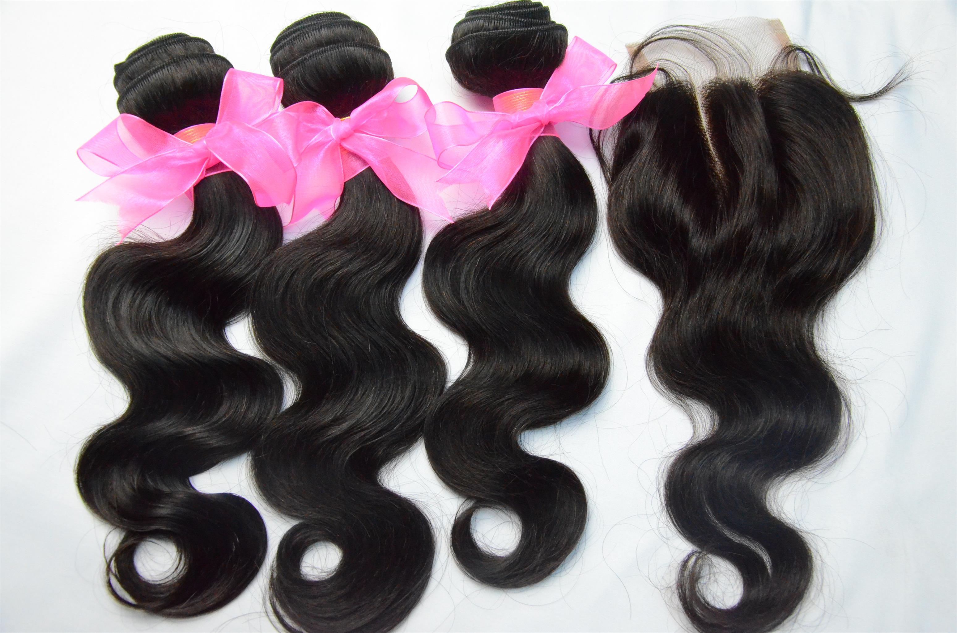 Hot selling European and American human hair mechanism hair weft real person wig clockwork snake mus