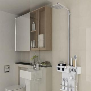 UD-P (with multi-console) : Storage Deck With Shower Mixer