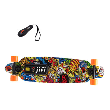 Wholesale Four Wheel Electric Skateboard with Remote Control