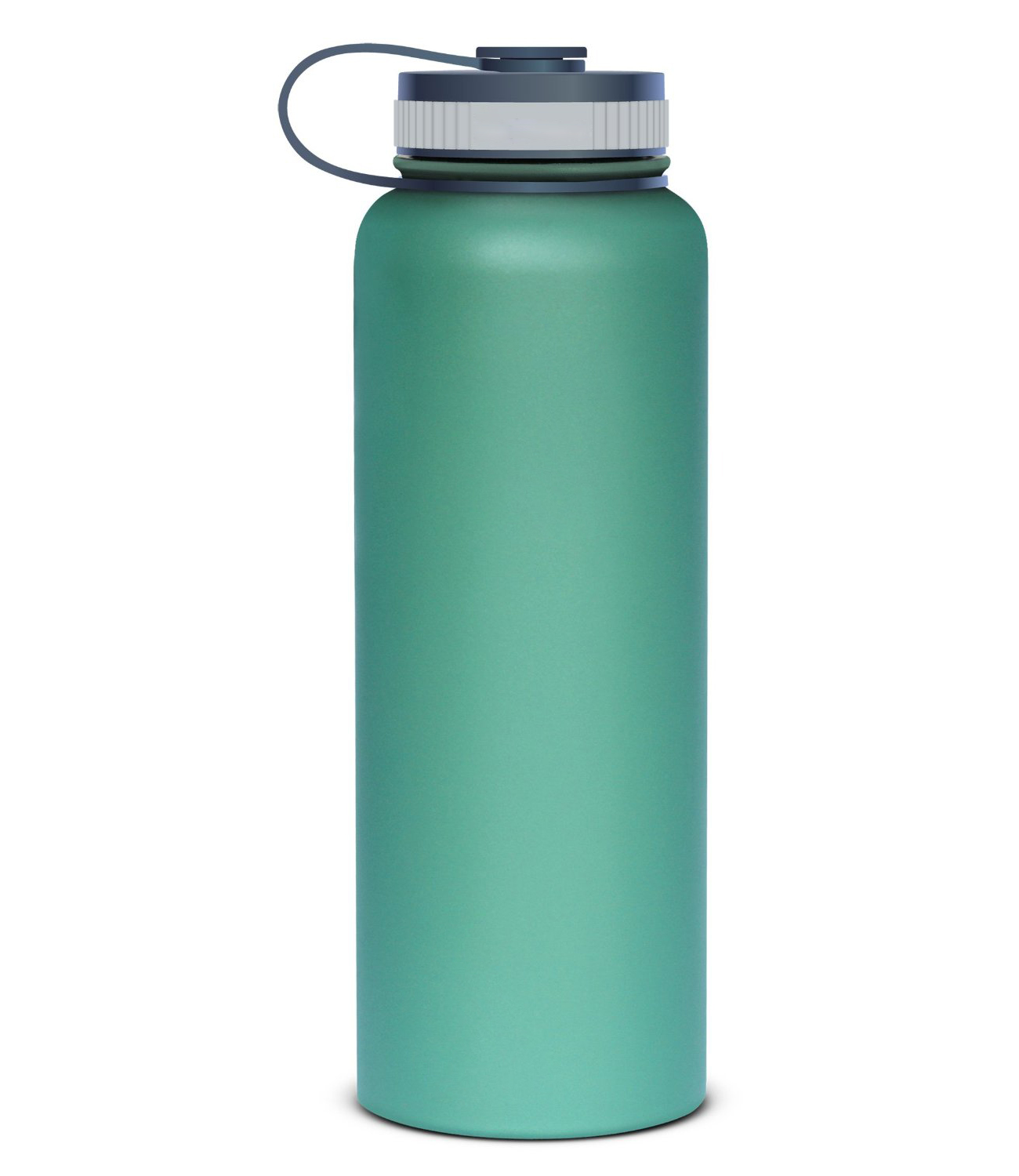 ZC-ZS-C No-Sweat, Leak-Proof, Dishwasher Safe Water Bottle Canteen - Keep Cool or Stay Hot Up To 24