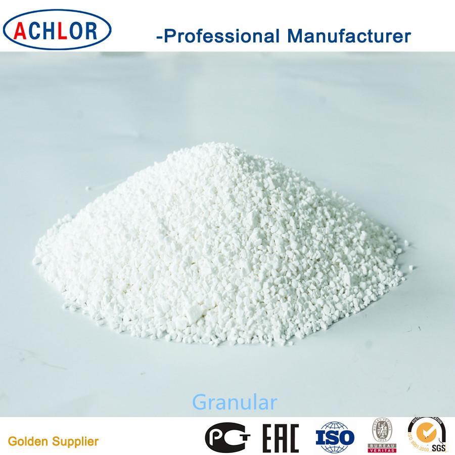 Sodium Dichloroisocyanurate Dihydrate granular(CAS No. 51580-86-0)