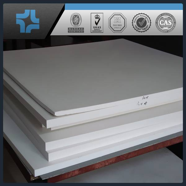 Pure PTFE Block/Teflon Sheet/Teflon Molded Sheet Made in China