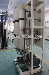 Vliya small size containerized seawater desalination plant for water treatment system