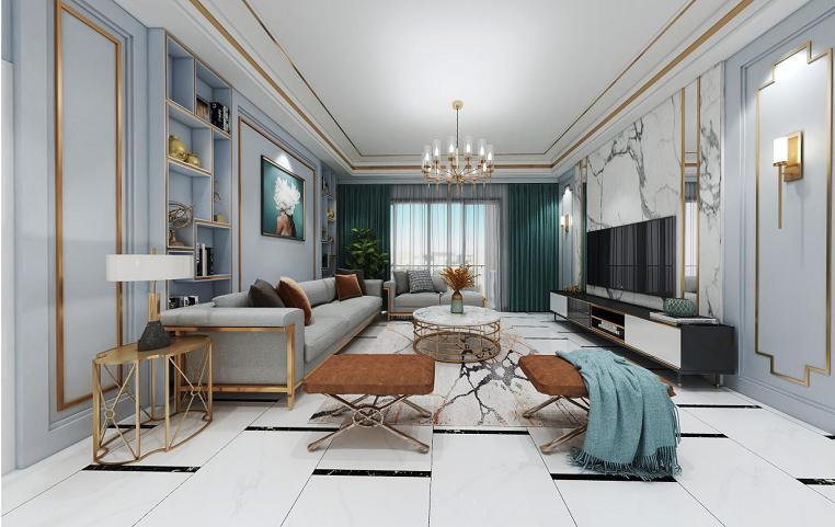 Ariston Glazed polished porcelain tile Flooring tile Manufacturer for Domestic & projects(600X600mm)