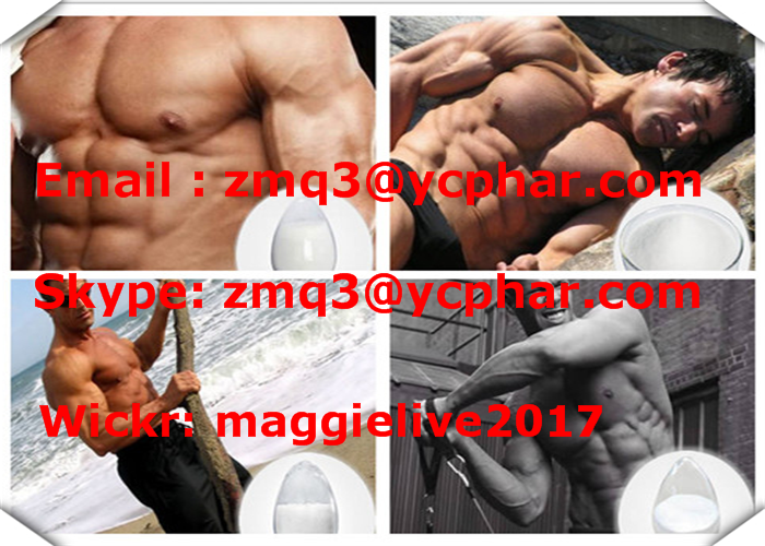 Top Quality and Best Price Bodybuilding Supplement Stanolone CAS 521-18-6