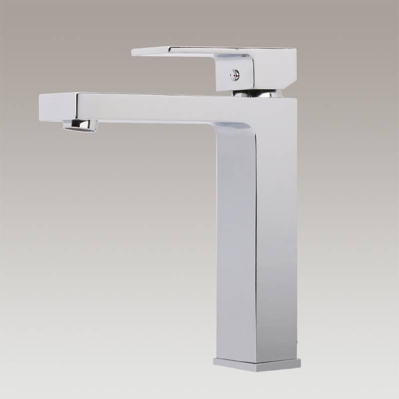 Single handle vessel faucet