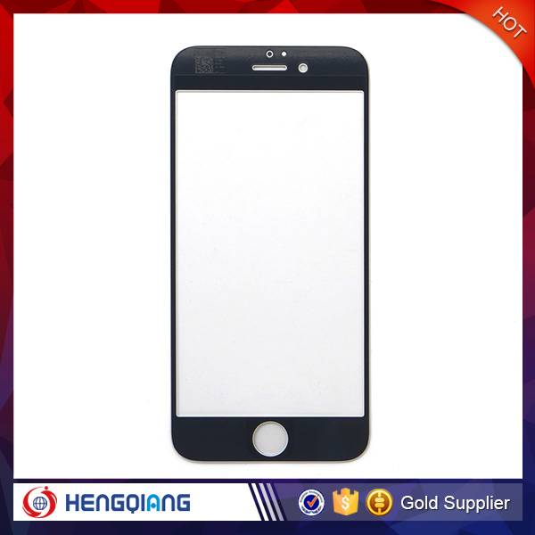 Cheap Price For iPhone 6 Front Glass , Front Screen Glass For iPhone 6