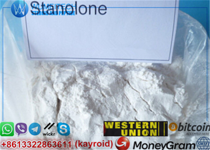 Stanolone DHT Andractim Gel Low Testosterone Treatment Pharma Steroid Powder Raws
