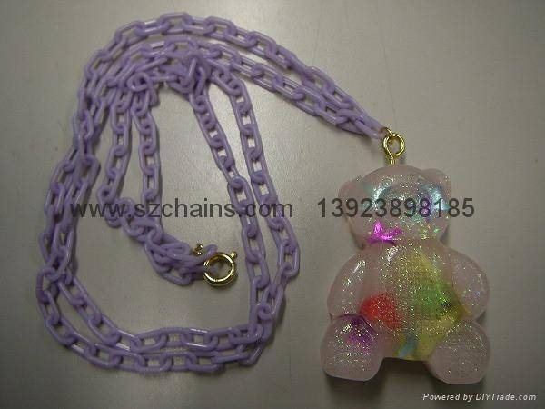 Plastic chain,Plastic stanchions, warning chain,Link Chains,clothes-drying chains, clothing chains ,