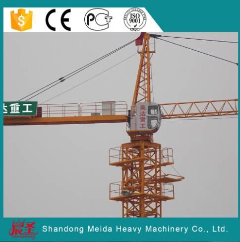 QTZ7030 13t Self erecting Tower Crane Manufacturer