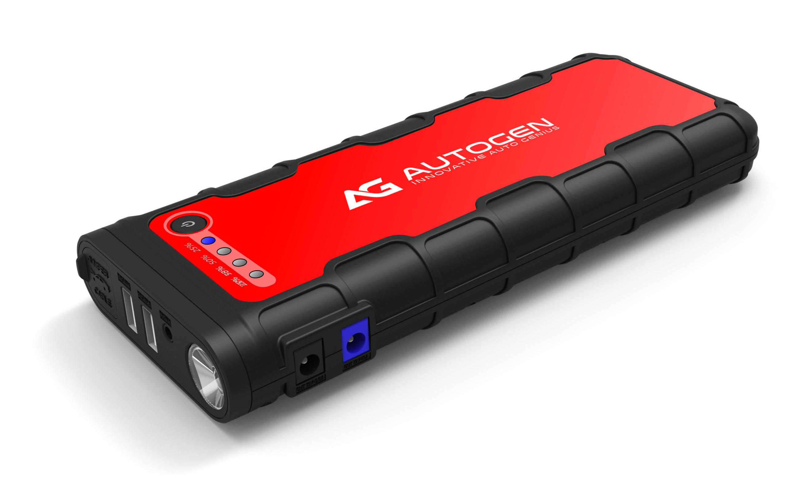 700A 20000mAh Lithium Jump Starter Error-Proof Professional X40 Continuous Starts Ultra Safe