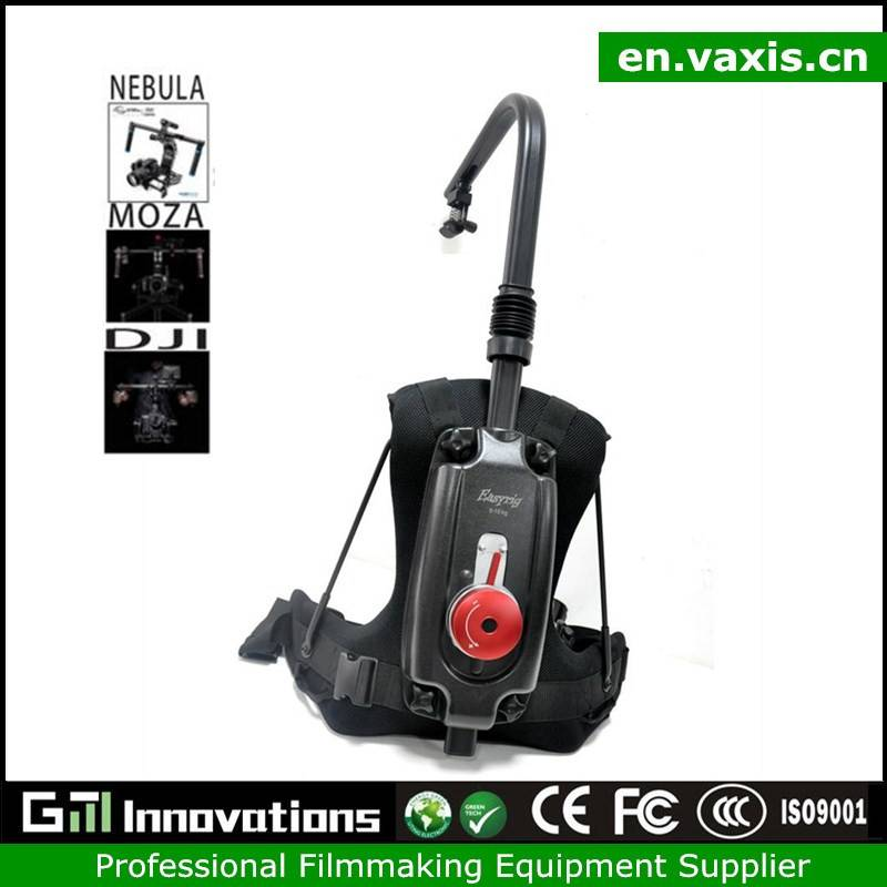 RED ARRI BMD Freefly M5/M10/M15 DJI Ronin camera vest arm stabilizer
