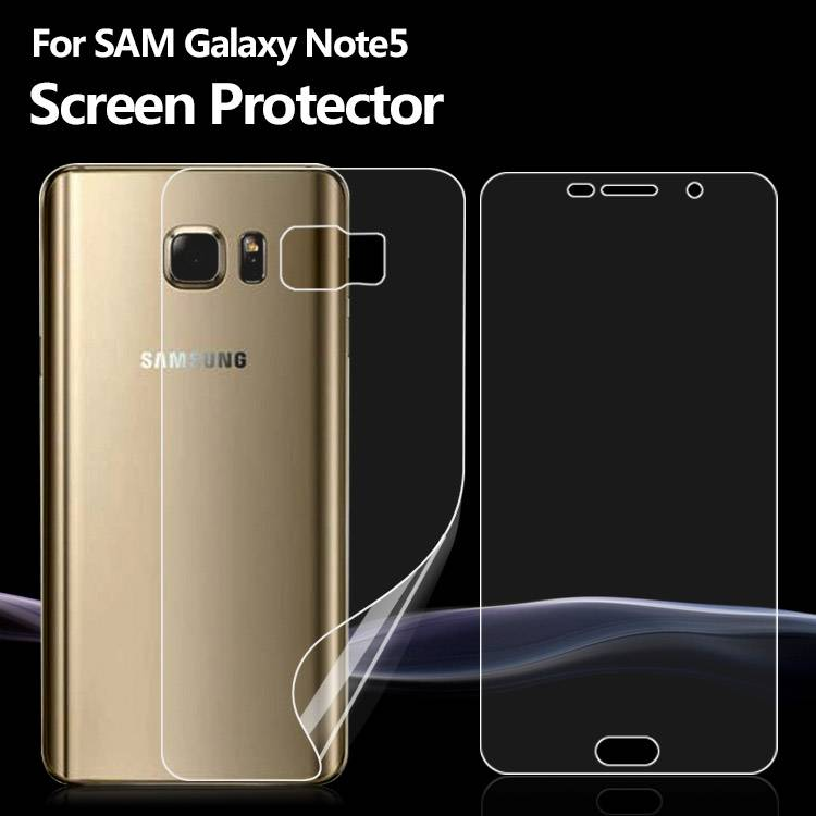 Mobile Phones Display Premium Ultra Clear Screen Protector Wholesale For mobile phone for Samsung Ga