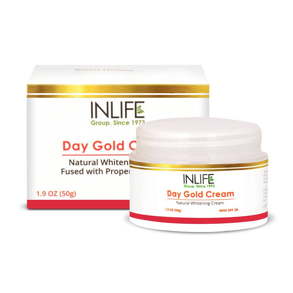 Day Gold Cream, Skin Whitening Cream
