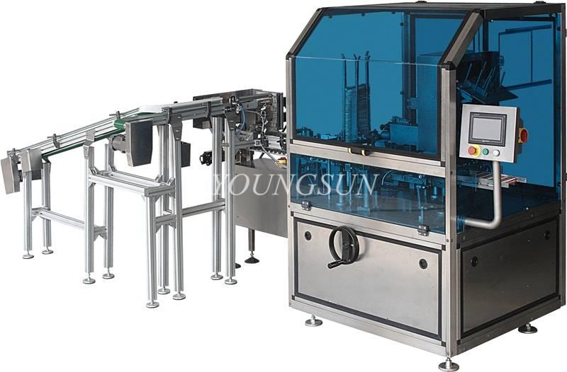 YCZ-125G YOUNGSUN Automatic Cartoning Machine