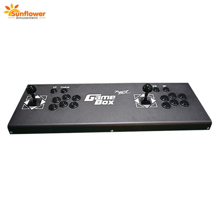Family Arcade Joystick Game Console Pandora Box 4 Controller