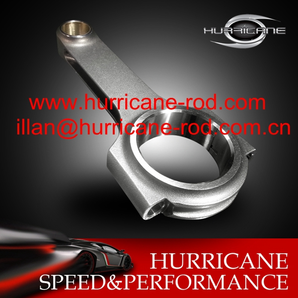 Hurricane connecting rod Forged 4340 Audi S4 H-beam