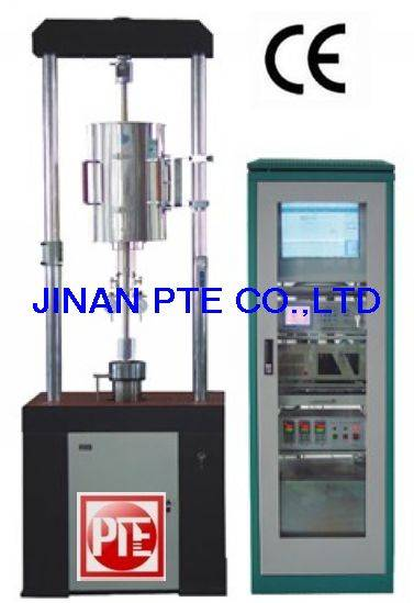 Computer Controlled Electronic Rupture Creep  Testing Machine