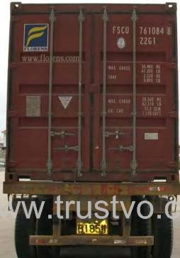 container loading supervision in China