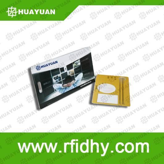 125KHZ /13.56MHZ RFID smart card