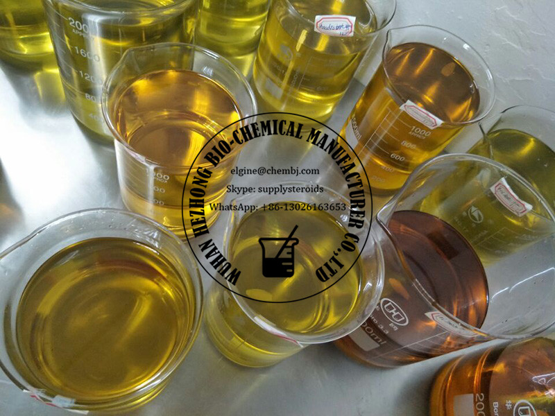 Trenbolone Hexahydrobenzyl Carbonate 15mg/ml Oil Base Depot Steroids Injection CAS 23454-33-3