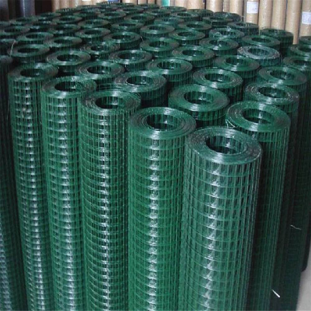 PVC Welded Wire Mesh Used As Fence