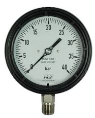 Phenolic Case Pressure Gauge - PH100