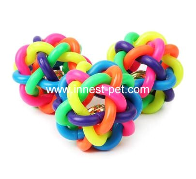 Non-Toxic Colorful OEM Balls for Dog Toys Pet Toys Balls