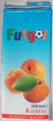 Futgol Apricot Flavoured Drinks
