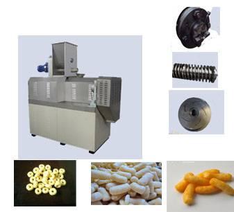 cheetos snack food making machine in China