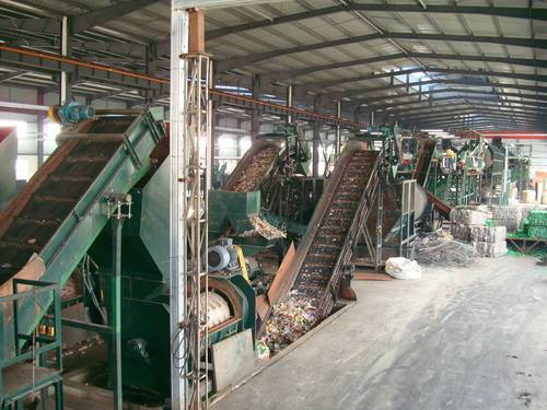 plastic recycle wash dry machine